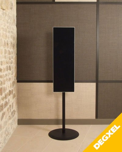 radiateur electrique mobile tr s basse consommation pour chauffer 3 6 m2. Black Bedroom Furniture Sets. Home Design Ideas