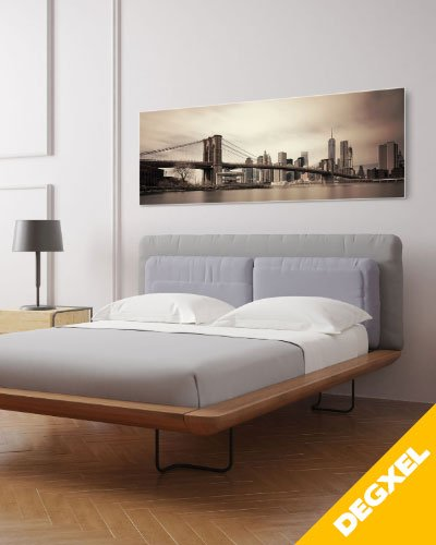 Radiateur design new york 160 cm panoramique F-HG72090610